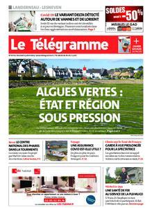 Le Télégramme Landerneau - Lesneven – 02 juillet 2021