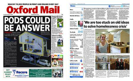 Oxford Mail – May 24, 2018
