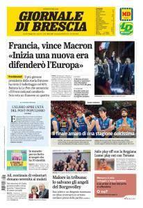 Giornale di Brescia - 8 Maggio 2017