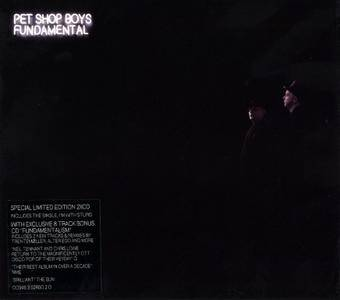 Pet Shop Boys - Fundamental (2006) {Special Limited Edition} **RE-UP**
