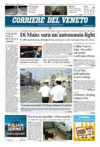 Corriere del Veneto Vicenza e Bassano – 11 luglio 2019
