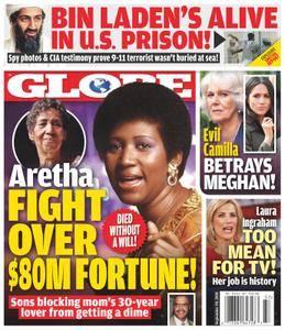 Globe - September 10, 2018