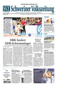 Schweriner Volkszeitung Hagenower Kreisblatt - 09. Oktober 2019