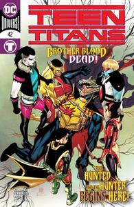 Teen Titans 042 2020 Digital Mephisto