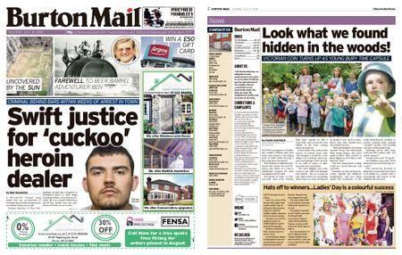 Burton Mail – July 31, 2018