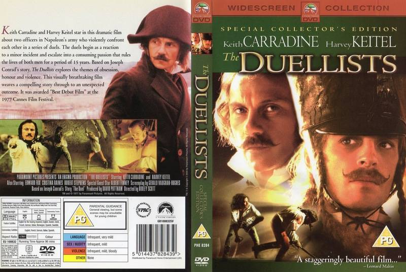 The Duellists (1977) [Special Collector's Edition]