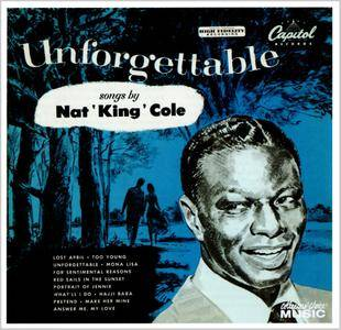 Nat King Cole - Unforgettable: Songs by Nat King Cole (1954) Expanded Remastered 2007
