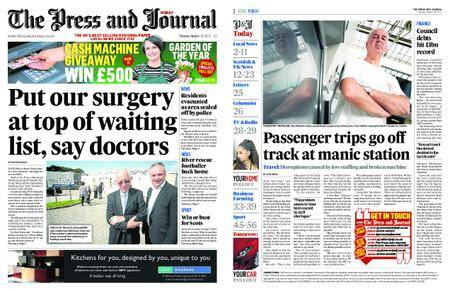 The Press and Journal Moray – August 29, 2017