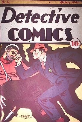 Detective Comics Issue #5