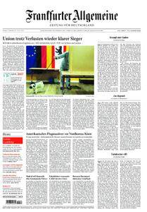 Frankfurter Allgemeine Zeitung F.A.Z. - 25. September 2017