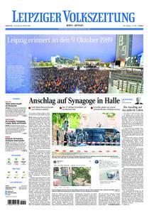 Leipziger Volkszeitung Borna - Geithain - 10. Oktober 2019