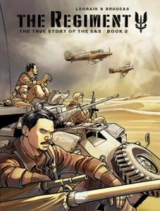 The Regiment The True Story of the SAS-02 2019 Europe Comics Digital