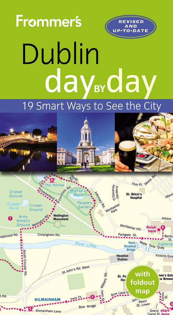 Frommer's Dublin day by day, 3 edition (repost)