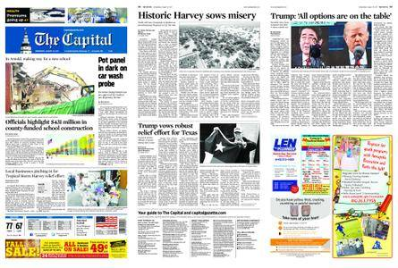 The Capital – August 30, 2017