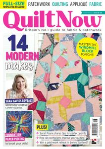Quilt Now – August 2019