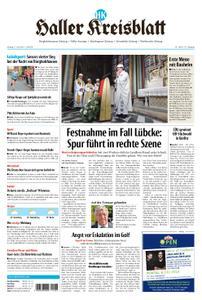 Haller Kreisblatt – 17. Juni 2019