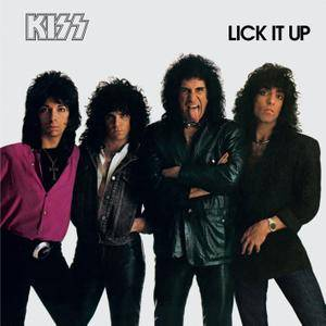 KISS - Lick It Up (1983/2014) [Official Digital Download 24/96] RE-UP