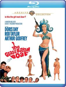 The Glass Bottom Boat (1966) + Extras