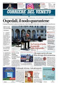 Corriere del Veneto Padova e Rovigo – 06 marzo 2020