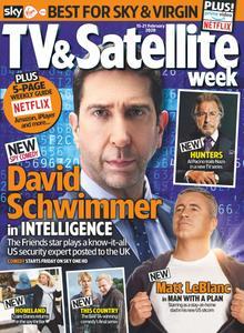 TV & Satellite Week - 15 February 2020