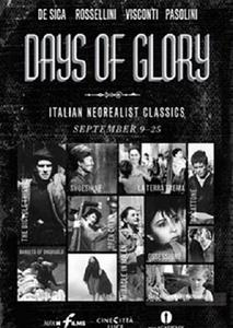 Luchino Visconti & Giuseppe De Santis & Marcello Pagliero & Mario Serandrei - Days of Glory (1945)