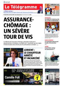Le Télégramme Brest – 19 juin 2019