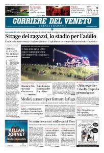 Corriere del Veneto Vicenza e Bassano – 16 luglio 2019