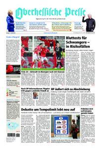 Oberhessische Presse Marburg/Ostkreis - 12. April 2019