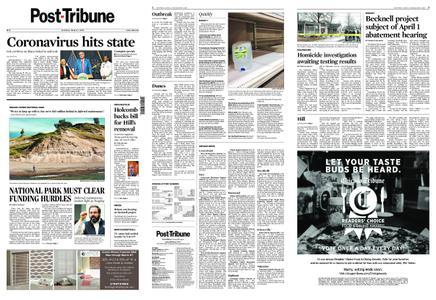 Post-Tribune – March 07, 2020