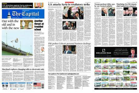 The Capital – April 14, 2018