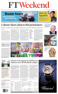 Financial Times UK – 21 September 2019