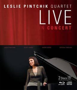 Leslie Pintchik Quartet - Live In Concert (2010)