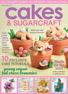 Cakes & Sugarcraft - April-May 2019