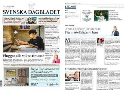 Svenska Dagbladet – 04 augusti 2018