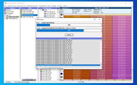 Wlodzimierz Grabowski Extreme Sample Converter 3.6.0