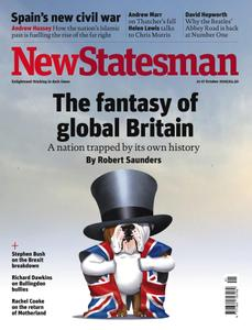 New Statesman - 11 - 17 October 2019