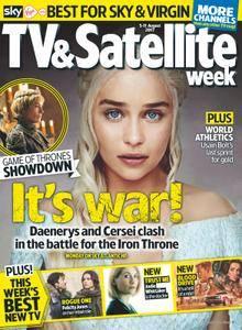 TV & Satellite Week - 05 August 2017