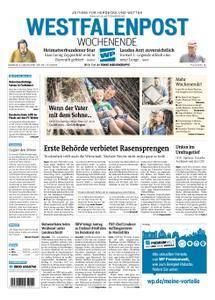 Westfalenpost Wetter - 04. August 2018