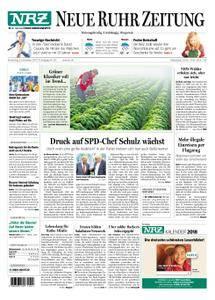 NRZ Neue Ruhr Zeitung Essen-Postausgabe - 23. November 2017