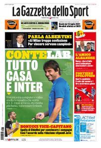 La Gazzetta dello Sport Roma – 31 marzo 2020