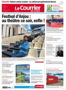 Le Courrier de l'Ouest Cholet – 08 juin 2021