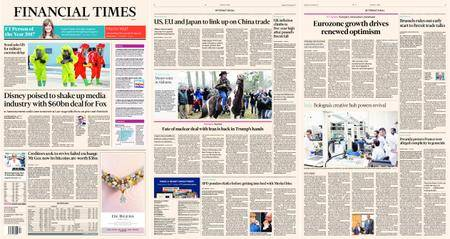 Financial Times Europe – 13 December 2017