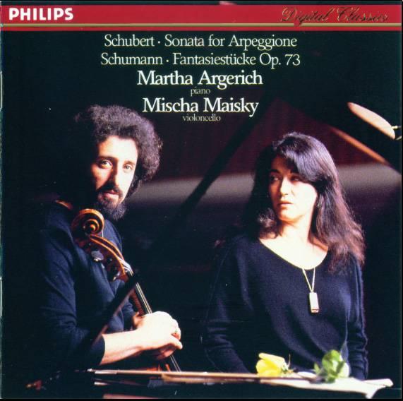 Schubert - Sonate fur Arpeggione