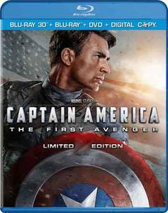 Captain America: The First Avenger (2011) [REMASTERED]