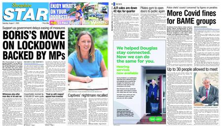 Shropshire Star North County Edition – August 01, 2020