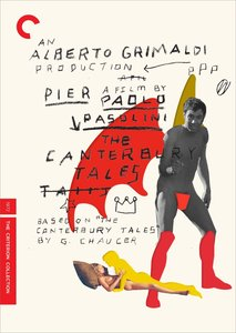 Trilogy of Life (1971-1974) [The Criterion Collection]