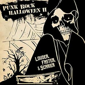 VA - Punk Rock Halloween Vol.2 Louder, Faster and Scarier (2019)