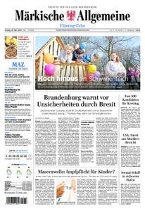 Märkische Allgemeine Fläming Echo - 25. März 2019