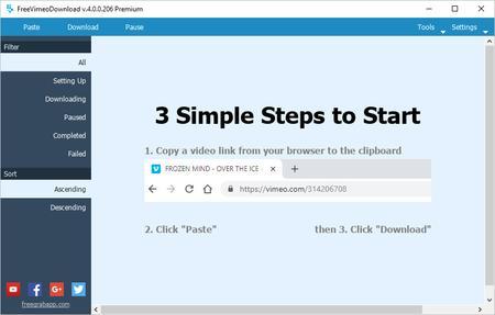 FreeGrabApp Free Vimeo Download 5.0.1.807 Premium