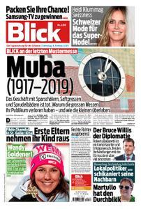 Blick – 09. Februar 2019